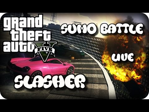 GTA V Rampage Mission|PS4 Live streaming