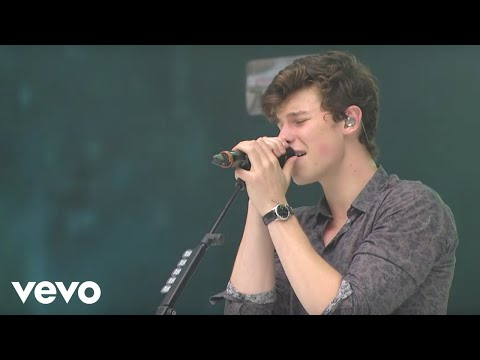 Shawn Mendes  Mercy  At Capitals Summertime Ball
