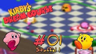 Kirby. Golf. NoodLe VS. Nekro!  - Staffel 1 / #01 - LP Kirby