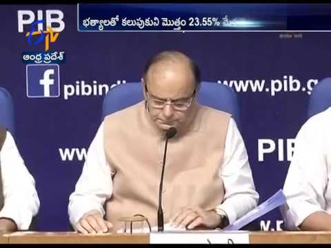 Central Govt Salaries, Pensions Hiked Based On 7th Pay Commission Findings