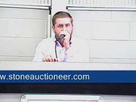 Fast talker - How to Auctioneer  Auctioner Chant, Money,