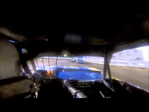 Nielsen Racing incar T8 Algona 8-23-14