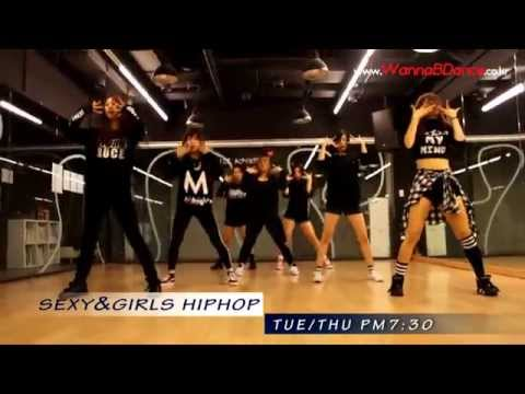 [Jessi (제시) - 쎈언니 (SSENUNNI)]GirlsHipHop choreography T.Miu