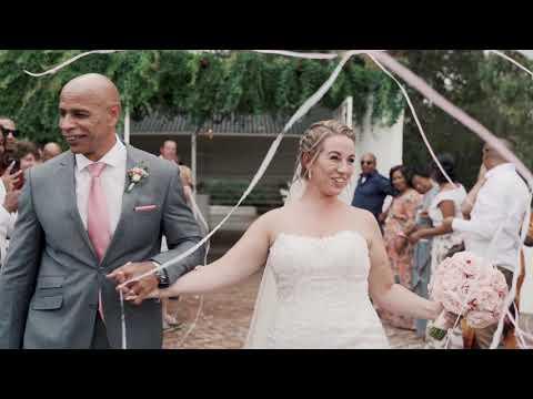 Gerald & Liza Mentoor's Magical Karoo Wedding // 23032019