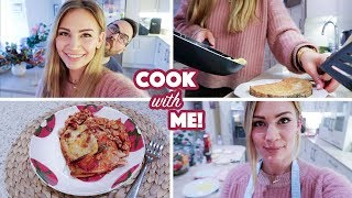 Cook with Me!   What I Ate Wednesday