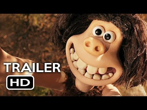 Download Youtube: Early Man Official Trailer #4 (2018) Eddie Redmayne, Tom Hiddleston Animated Movie HD