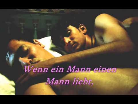 klaus hoffmann wenn ein mann einen mann liebt lyrics. Black Bedroom Furniture Sets. Home Design Ideas
