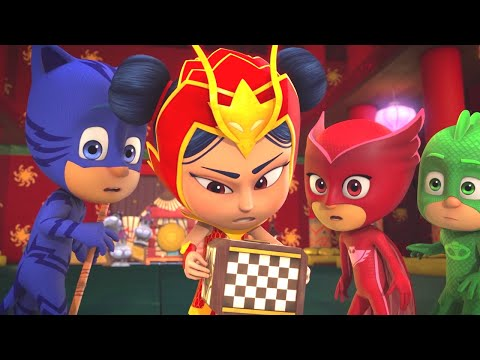 SUPER HERO DAY 2020 ⭐️ NEW ⭐️ PJ Masks Official