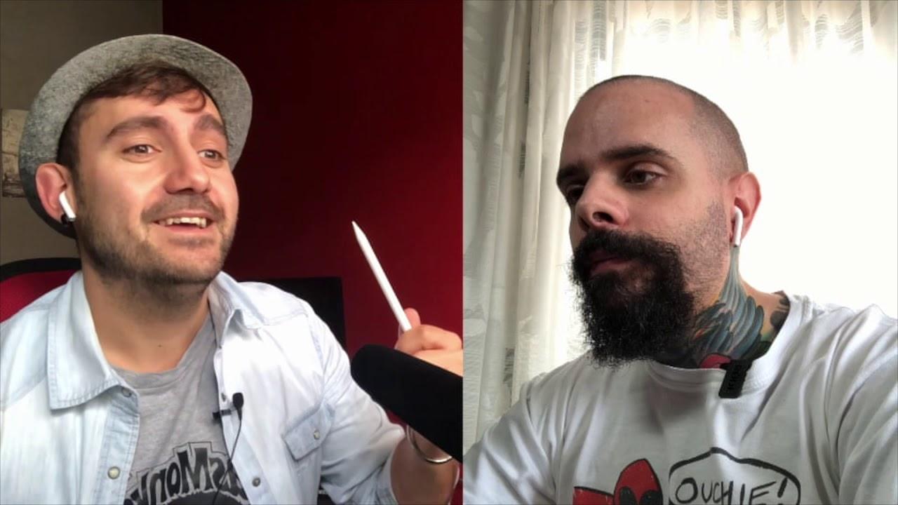 @Sebastian Cava me entrevista ( PArte 4 )