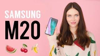 Samsung Galaxy M20: мыльный пузырь или сяомиубийца?