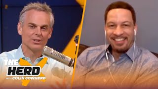 Clippers benefit most from NBA break, but LeBron will be MVP, talks KD - Chris Broussard | THE HERD