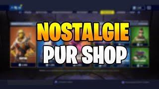 NOSTALGIE PUR SHOP 🦄😉 Fortnite Shop Heute 25.4 | Item Shop 25 April