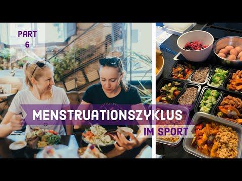 Zyklus & Sport | Ernährung