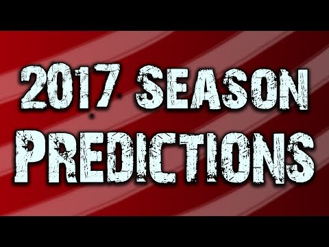 2017 NFL Season Predictions - Division Champs, Super Bowl, MVP, and more!
