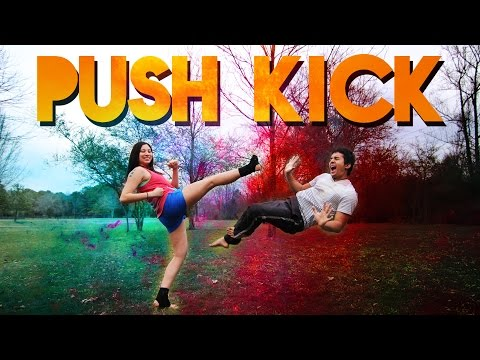 Push Kick (Teep) Tutorial