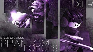 Lot's of Kills with EnderNash,Odog, and Zap : Roblox Phantom Forces