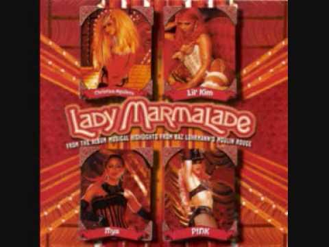 P!nk With Mýa, Lil' Kim & Christina Aguilera - Lady Marmalade (Thunderpuss Radio Edit)