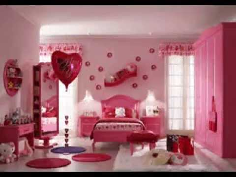 Toddler girl room decorating ideas & Toddler girl room decorating ideas - YouTube