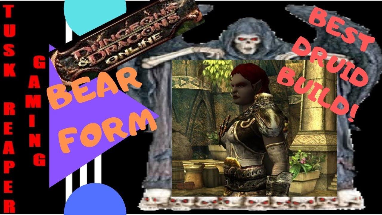 DDO Druid - Escape plan w/ demby! by Alexannderr DDO