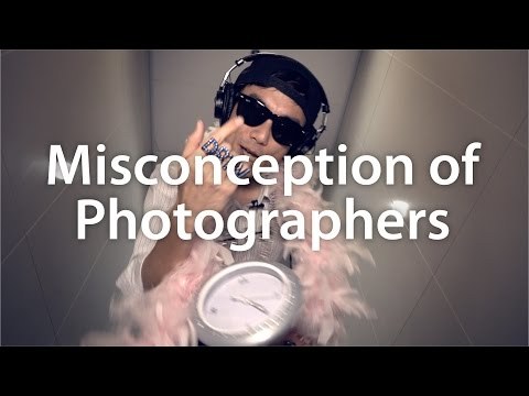The Misconceptions of Photographers - DigitalRev TV Shorts
