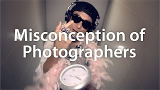 The Misconceptions of Photographers - DRTV Shorts