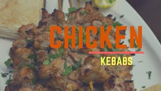 How to make chicken kebabs | oven made with love