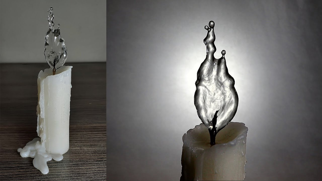 How to Make This Candle | Resin Art