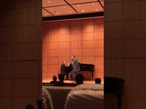Aaron Short Recital Part 5