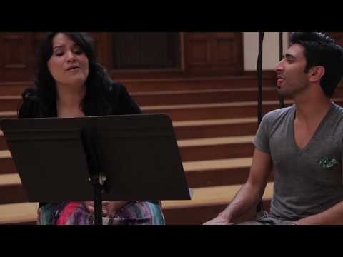 Aaron Michael Gutierez & Lily Cruz - I Could Sing of Your Love Forever