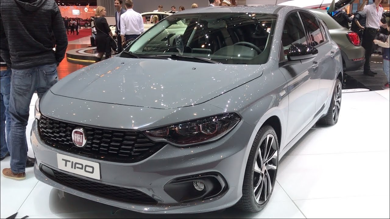 fiat tipo s design 2017 in detail review walkaround. Black Bedroom Furniture Sets. Home Design Ideas