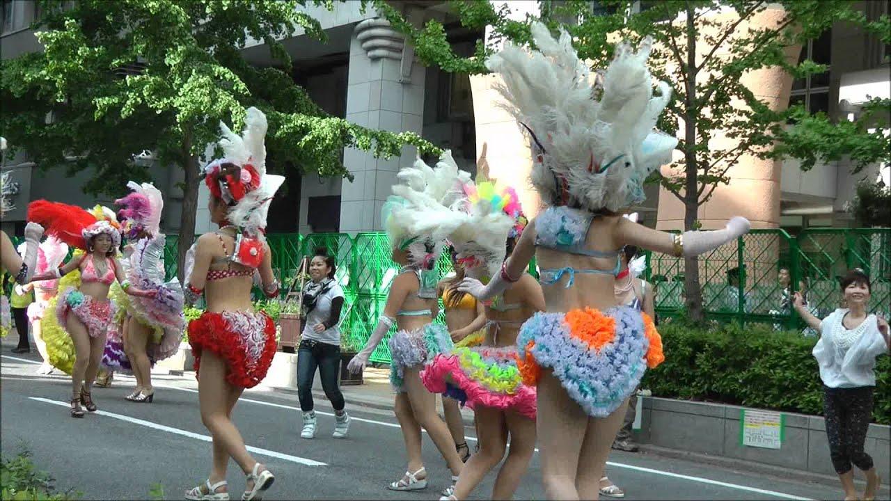 神戸まつりサンバ2011(7)