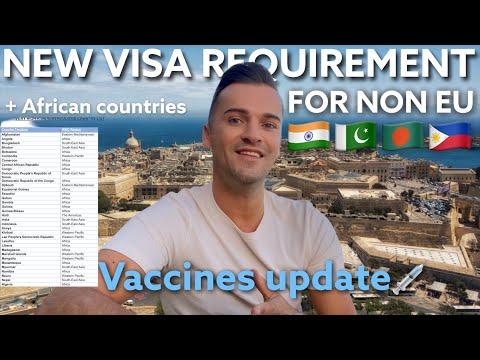 Malta Work Permit - New Update