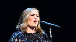 Adele 'Water Under the Bridge' live @ Genting Arena Birmingham 30.03.16 HD