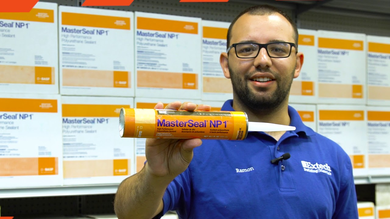 MasterSeal NP1 Is Back at Extech