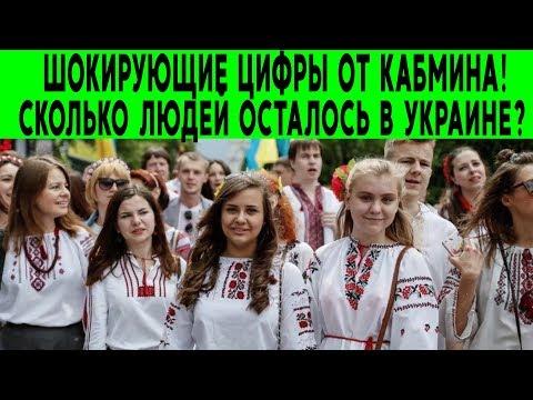 Перепись населения - Стало ИЗВЕСТНО сколько людей осталось в Украине