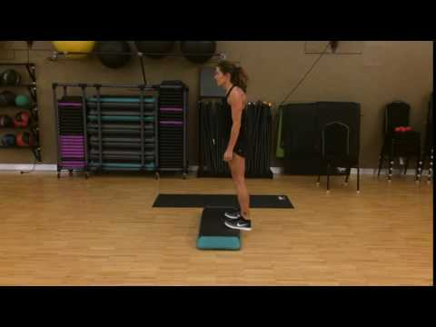 Best Leg Exercises for Women #4: Calf Raise