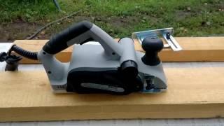 Електрорубанок Р-102/1100ЭМ Интерскол