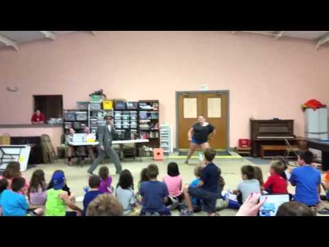 Carolyn & George Talent Night Younger Session 2015