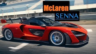 homepage tile video photo for 2018 McLaren Senna Review: Faster than a P1 - Inside Lane