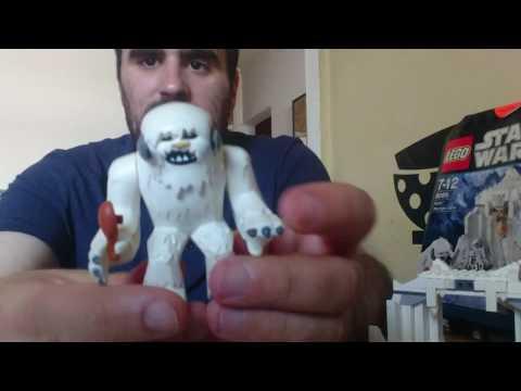 Heti videó - 15# Lego Star Wars - Hoth Wampa Cave
