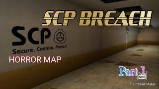 We found this SCP map in Minecraft w DARKLIGHTZACK41 ( Part 1 )