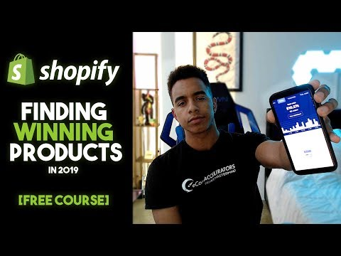 Shopify Product Research Guide For 2019 | How To Find Winning Shopify Products thumbnail