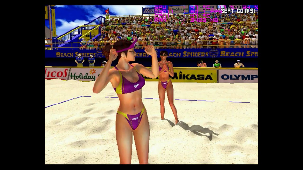 beach spikers pc