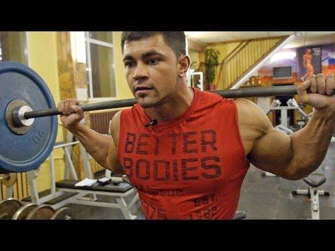 Тренировка ног с Дмитрием Ивановым. Наращиваем Мышечную Массу ног.