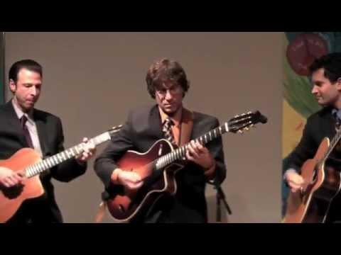 Frank Vignola Shreds Beethoven's 5th
