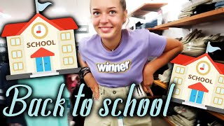 BACK TO SCHOOL/TUMBLR GIRL/USA!