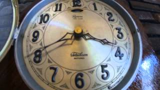1929 Electric Clock Time Lapse