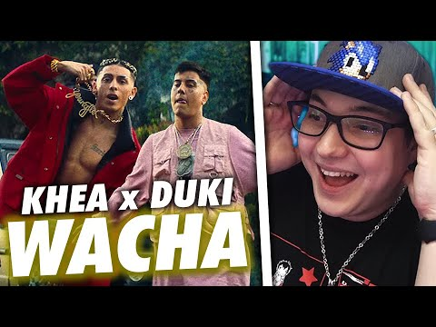 """REACCION A KHEA x DUKI - """"WACHA"""" - Boffe GP"""