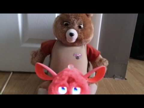 Baby Talking Tattletail In Real Life Youtube