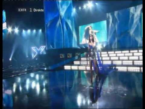 Tine -X-Factor Final - If that´s what it takes-Live.mkv